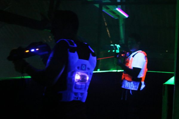 Lazer Zone Adult Parties