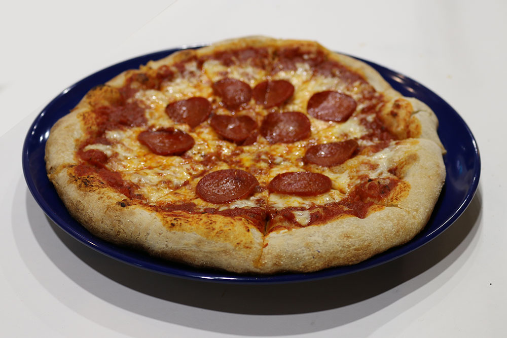 Pepperoni Pizza Small