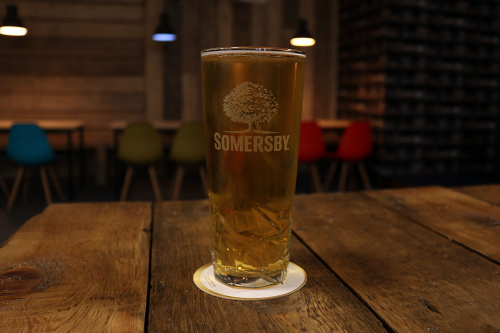 The Bawtry Somersby Cider